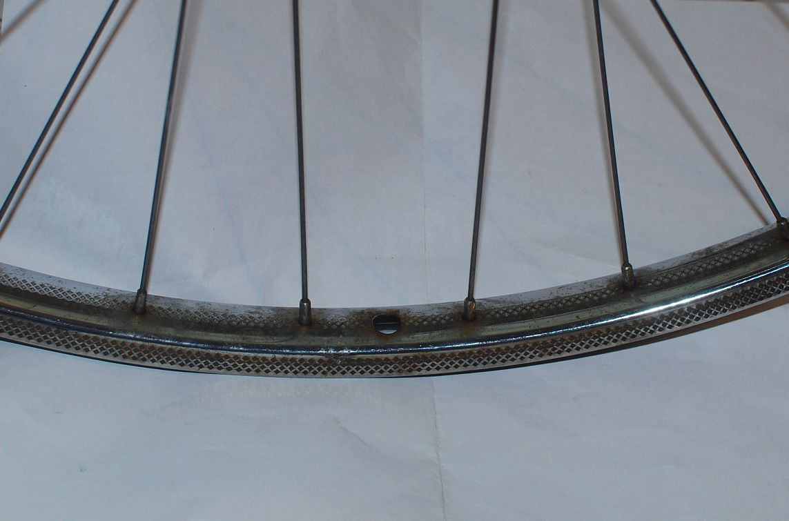 Mercier 100 rims