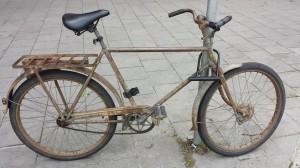 Militärcykel