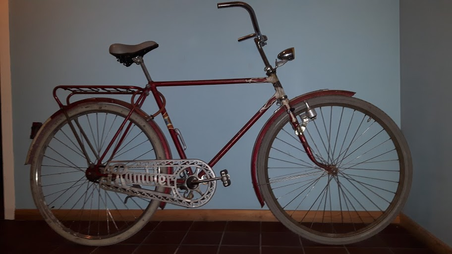 Old Swedish Rambler bike