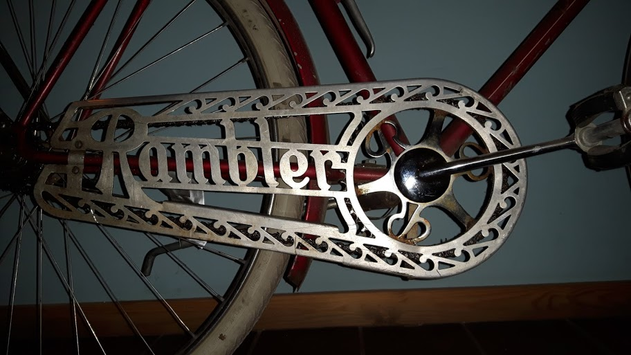 Rambler bike chainguard