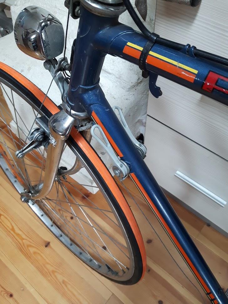 Old Peugeot Bike