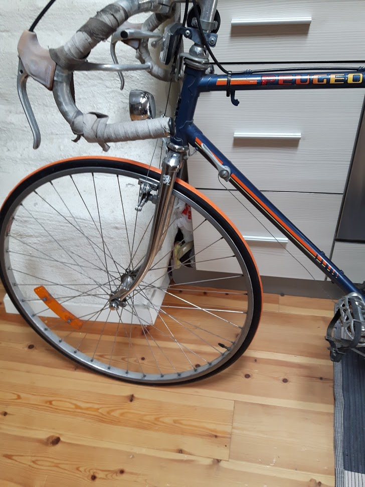 Vintage Peugeot PH10 Bike